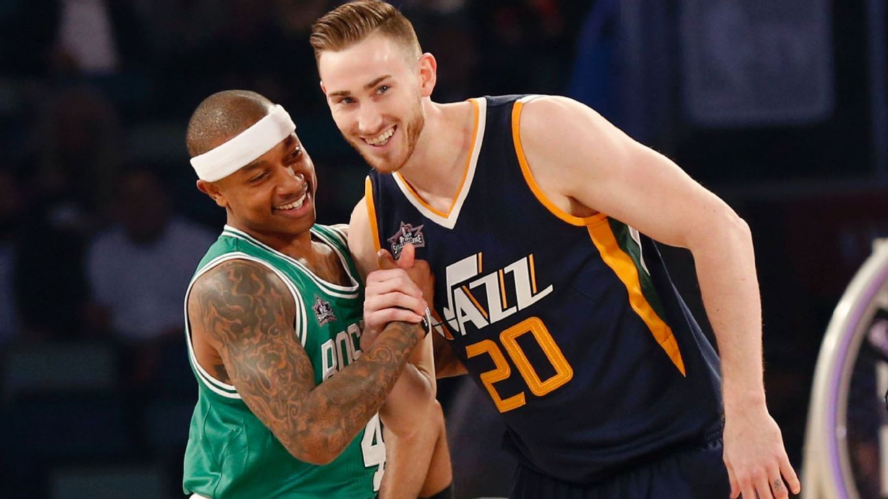Celtics get Hayward, a move to win big rings now