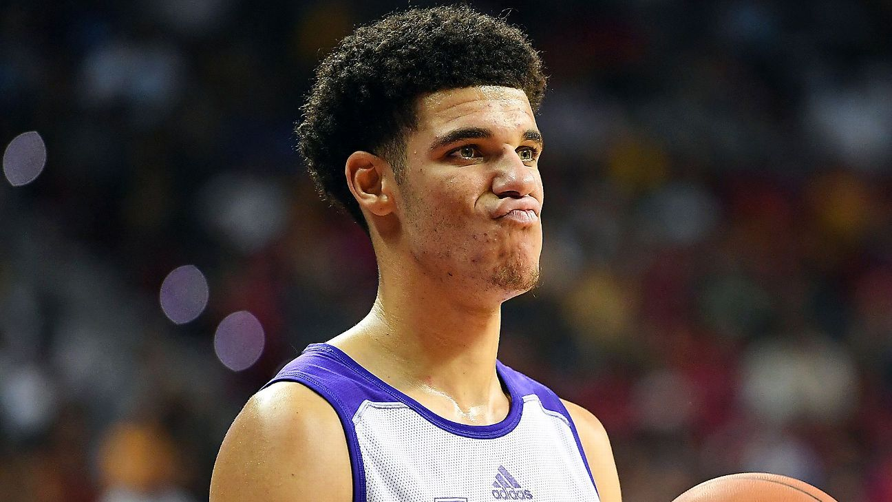 Lonzo Ball tells NBA 2K they'll 'lose a customer' if they don't change funny photo