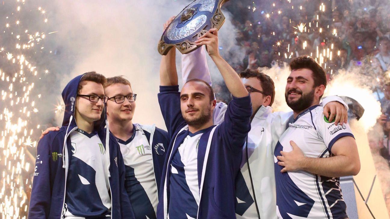 Image result for team liquid win turnamen esport