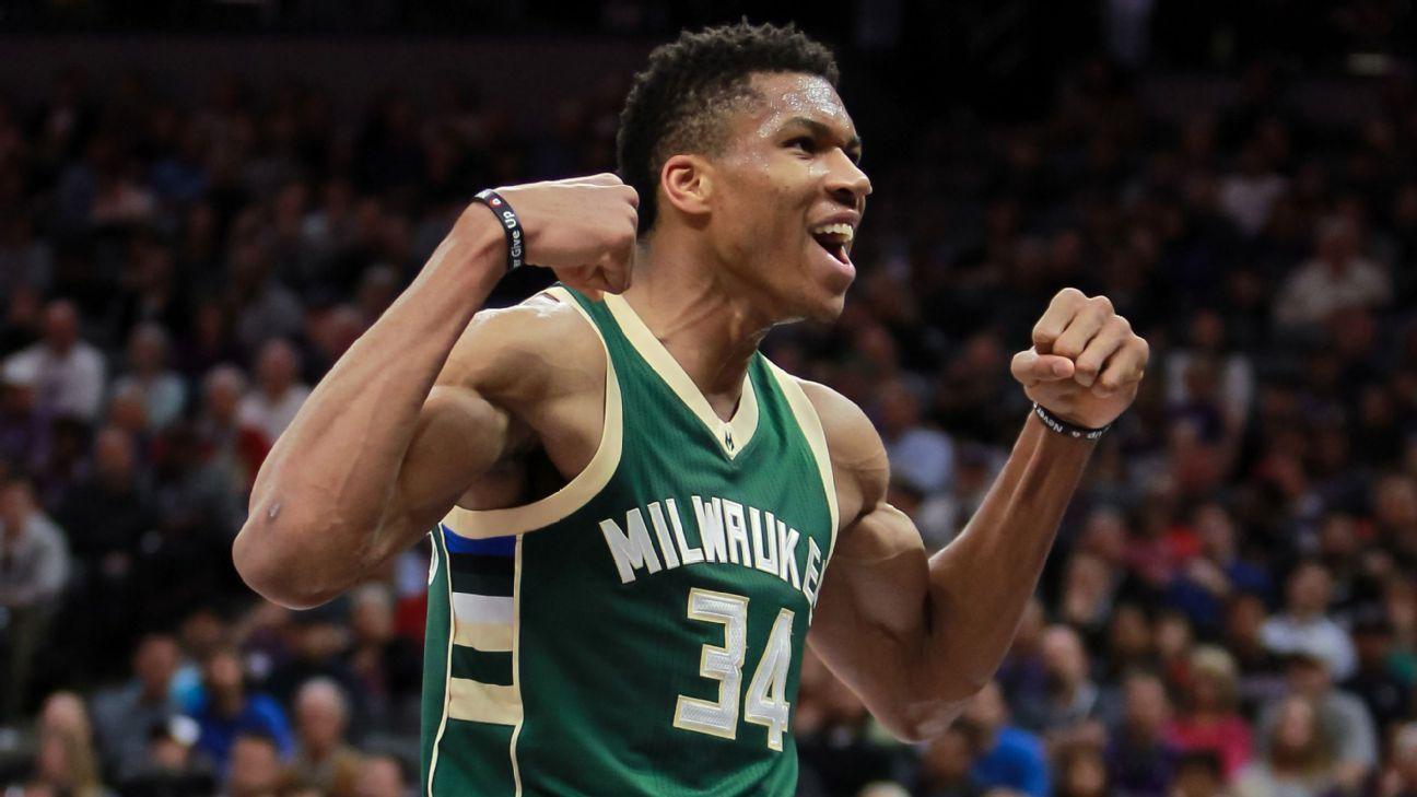 Nike re-signs Giannis Antetokounmpo of Milwaukee Bucks, will create signature shoe