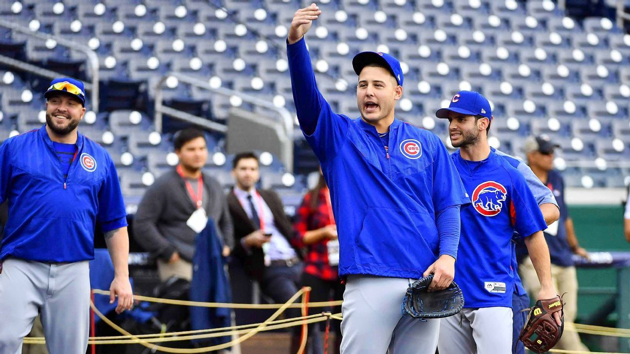 Been there, done that: 'Underdog' Cubs feeling no pressure in repeat quest