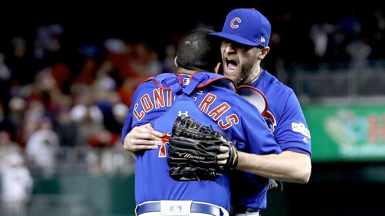 From the four-run inning to the seven-out save, how the Cubs salvaged their season