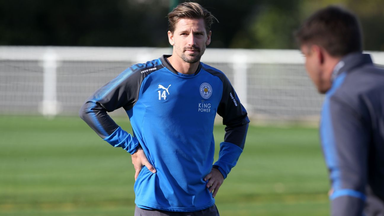 Leicester give Adrien Silva No 14 after missing transfer deadline