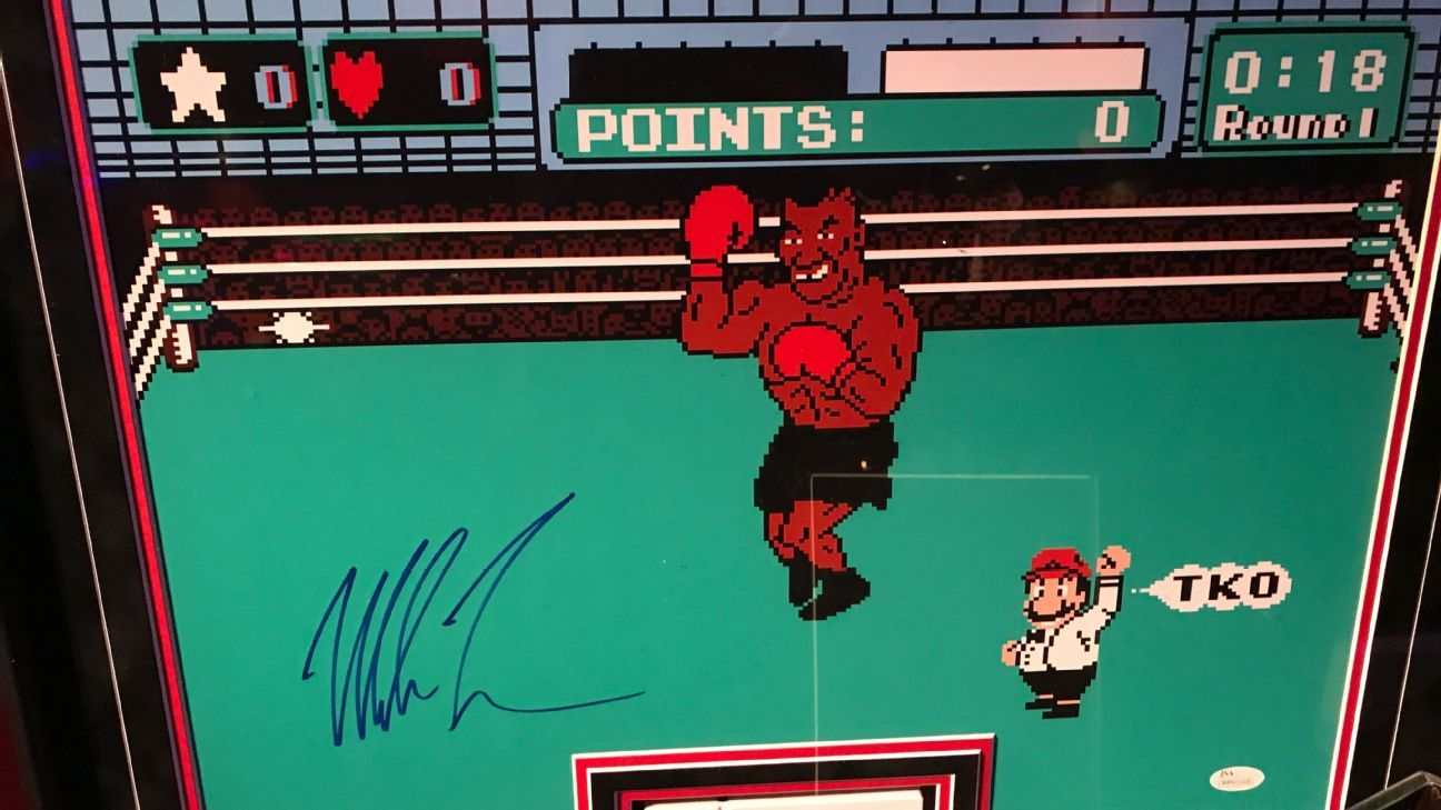Mike Tyson's Punch Out turns 30