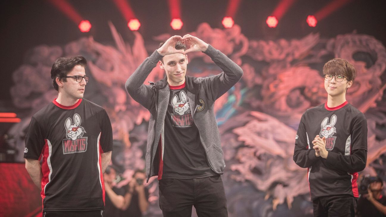 League of Legends World Championship - Misfits and the upset that almost was