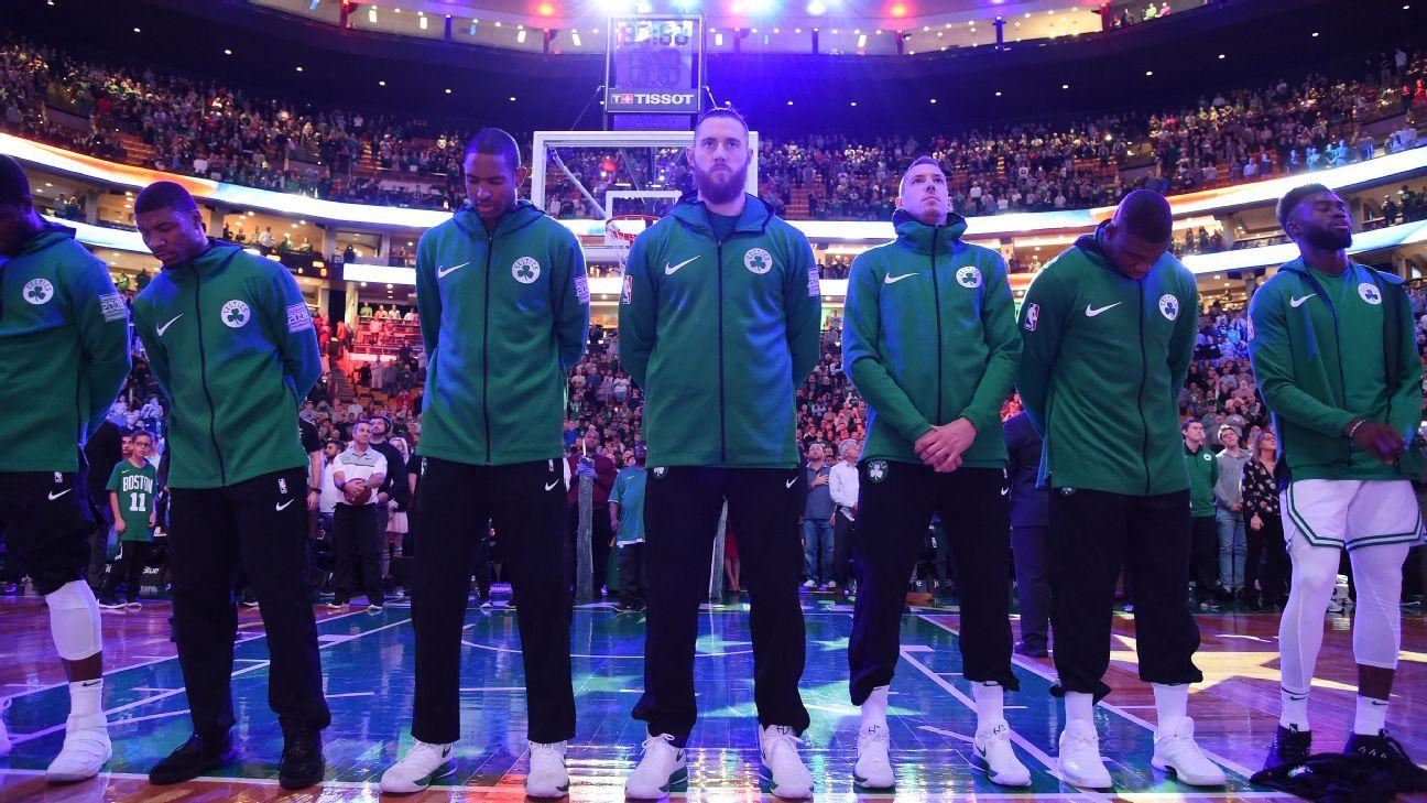 How Brad Stevens is keeping Celtics afloat after Hayward injury