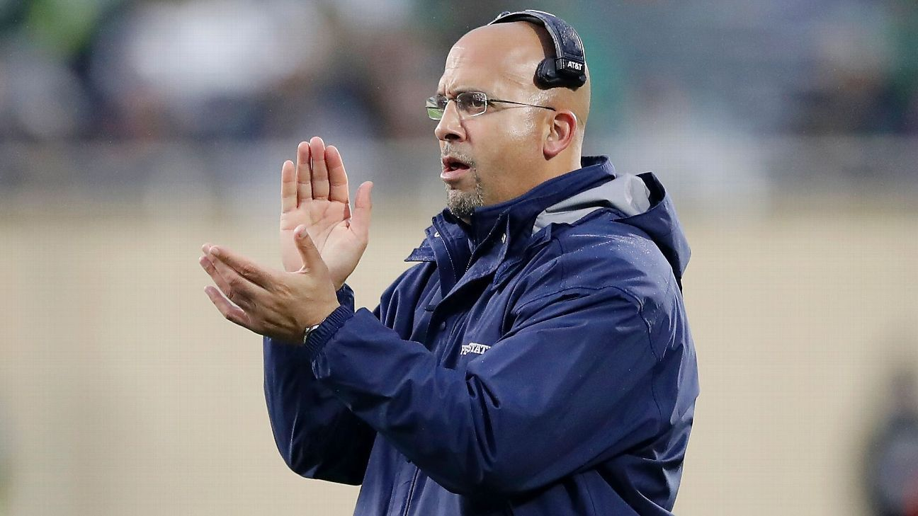 PSU coach Franklin: Distractions got to players