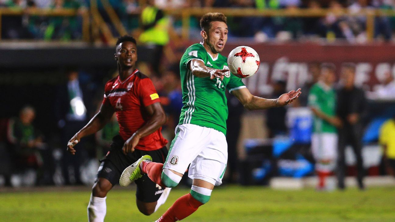 In form Hector Herrera to play a massive role for Mexico in ing
