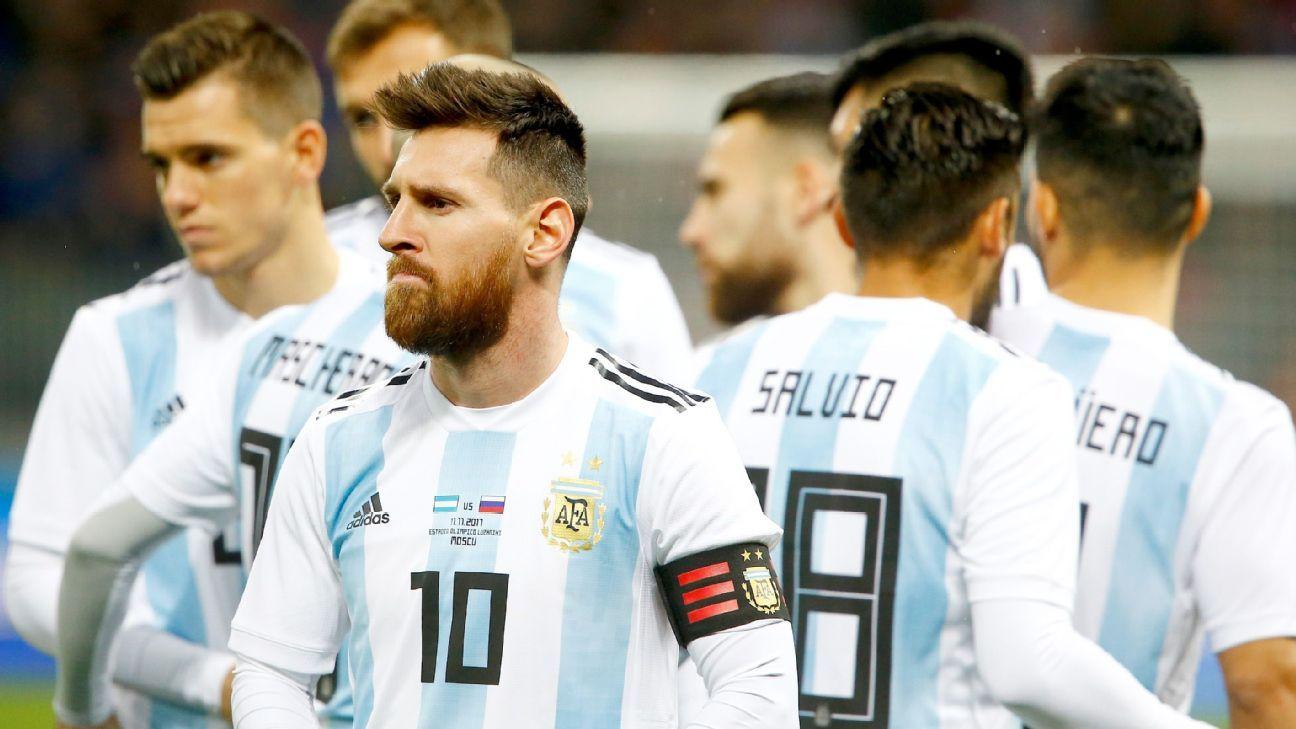 ให้มาเยอะ!! เมสซี่ลั่นฟุตบอลต้องจ่ายหนี้คืน หวังแชมป์โลกเป็นค่าตอบแทน