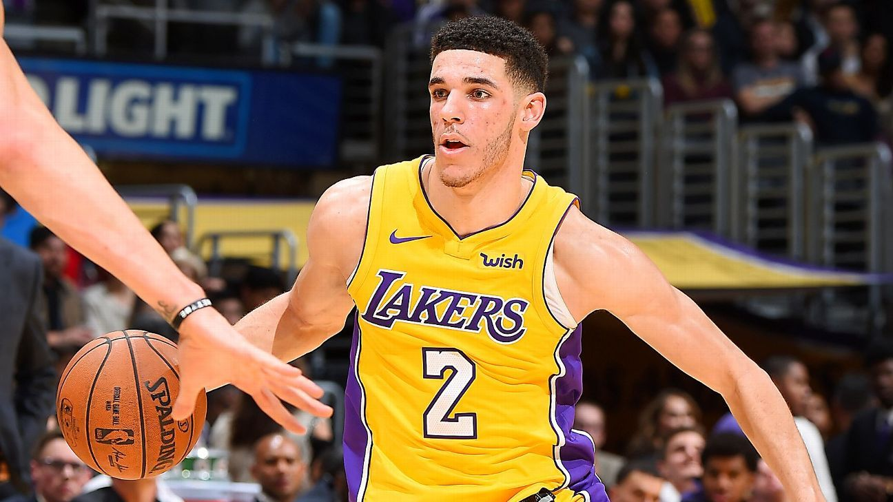 Lonzo Ball Of Los Angeles Lakers Says Haircut Not About Shooting