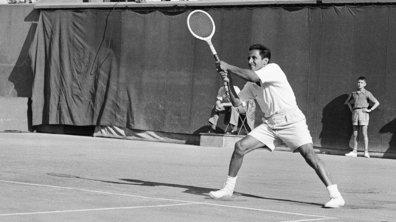 Pancho Segura s at 96