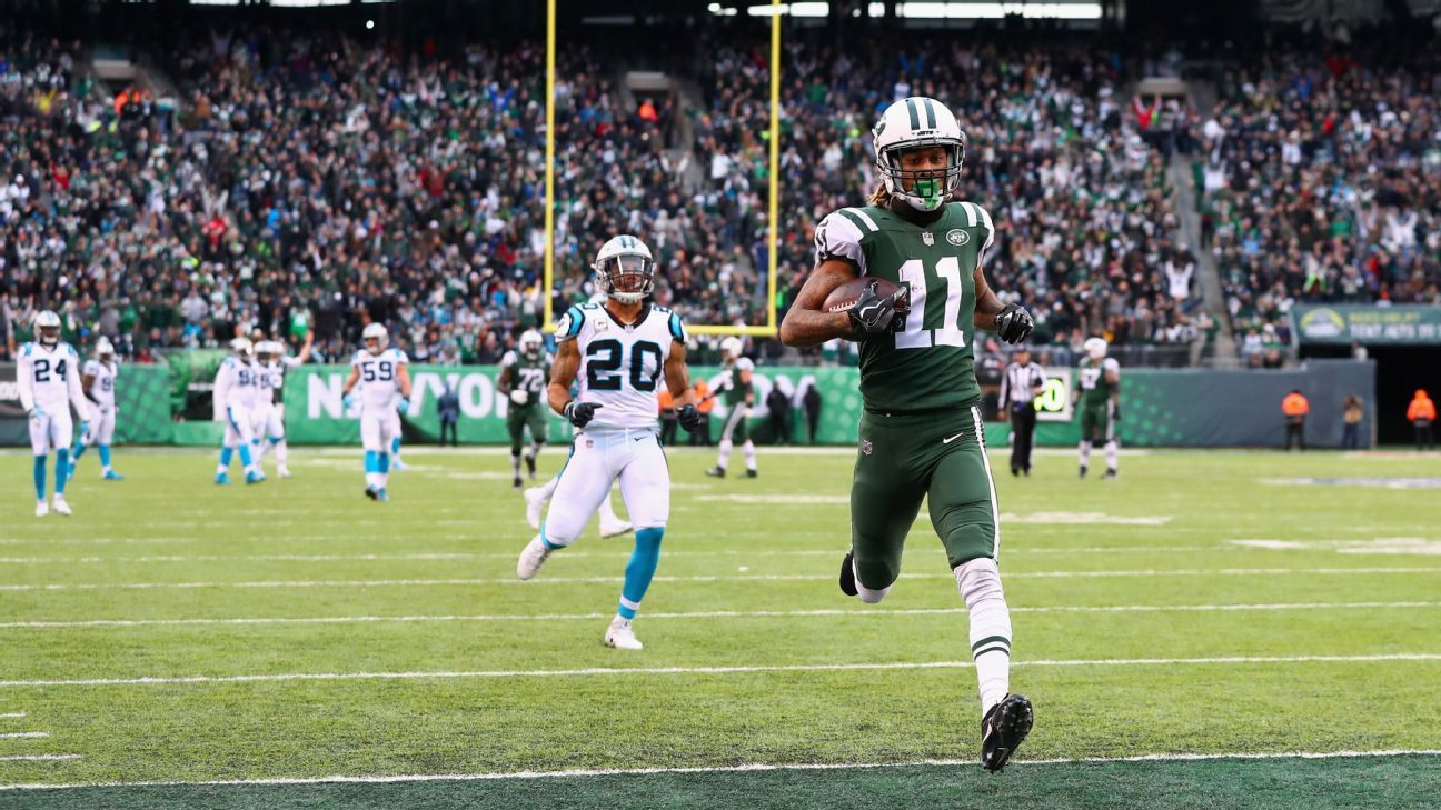Robby Anderson of New York Jets settles final charge from arrests