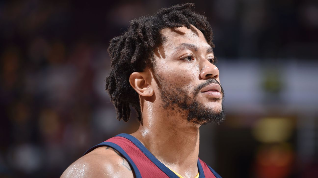 Derrick Rose apologizes to Cleveland Cavaliers teammates for nearly two-week absence