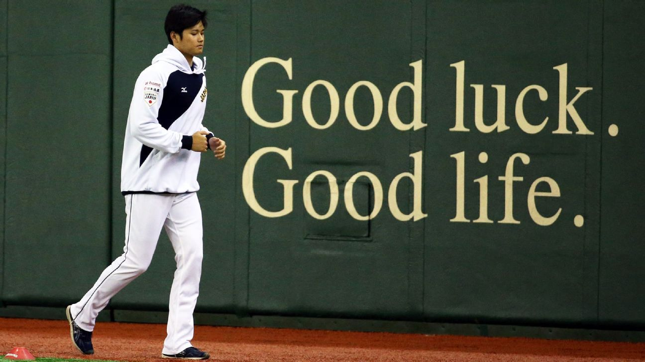 Where does Shohei Ohtani want to go? The mystery of MLB's most coveted superstar