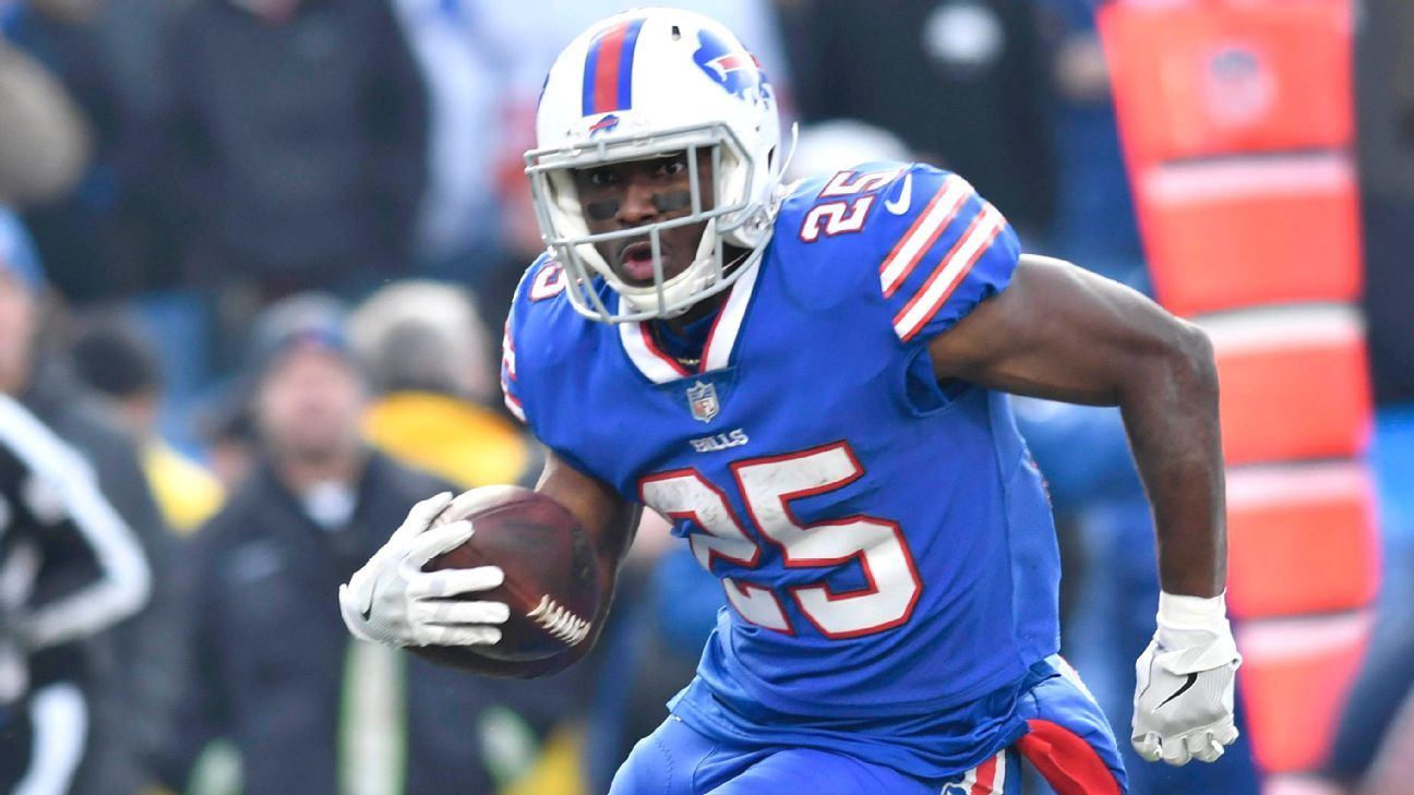 Bills' McCoy hires defense attorney amid probe