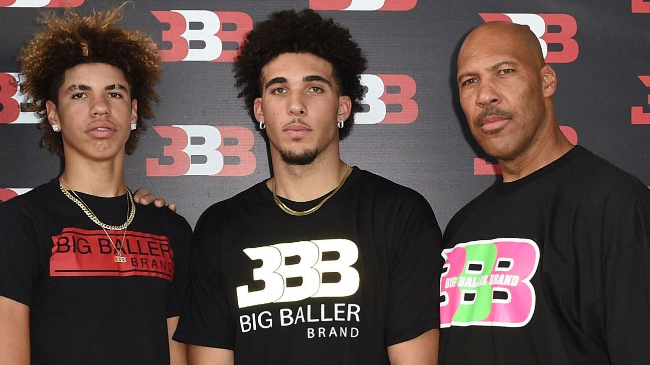 LaVar wants to start league for HS grads paying up to $10K a month