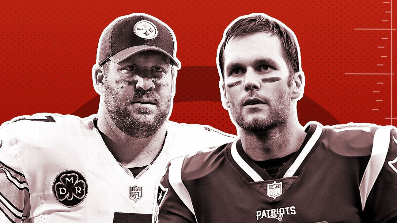 Brady vs. Big Ben by numbers: study in dominance; shot at redemption - Pittsburgh Steelers Blog- ESPN