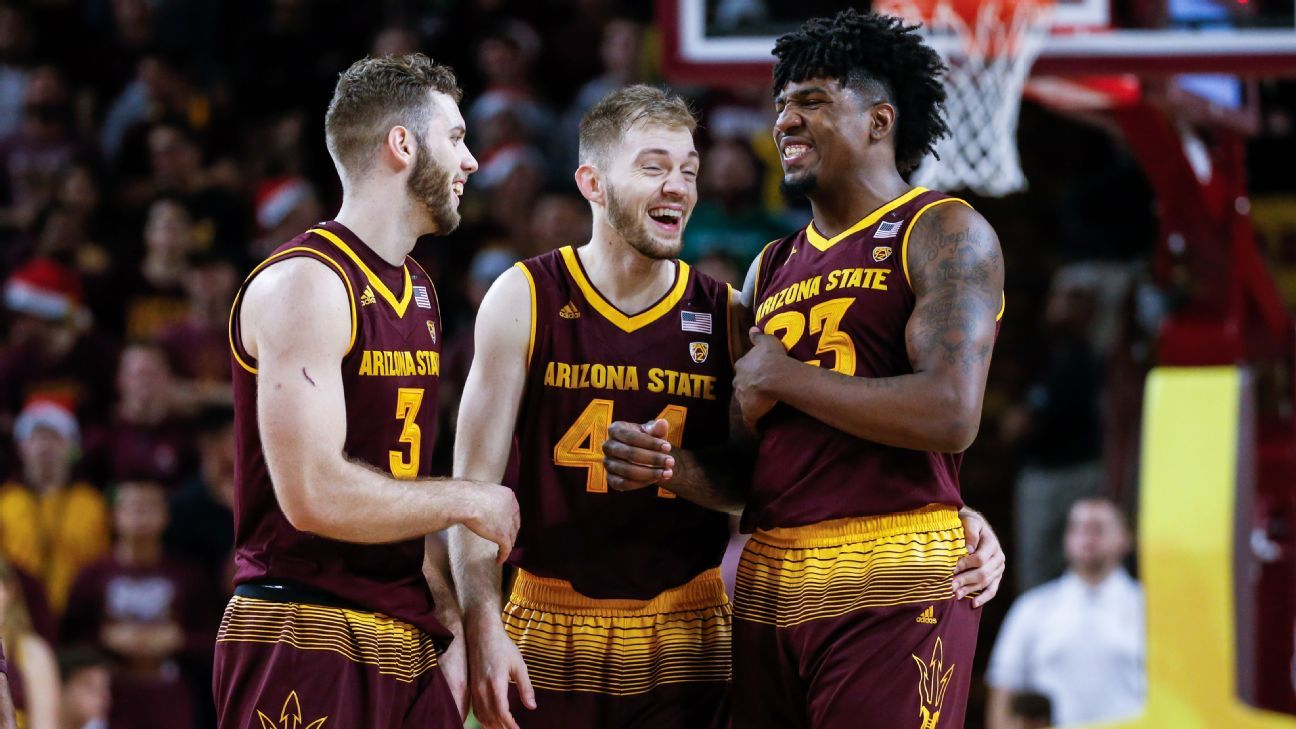 Behind the bracket: Arizona State is a No. 1 seed, but for how long