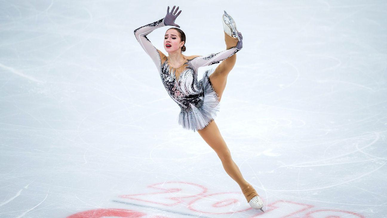 W2W4 at Winter Olympics 2018 - Medvedeva vs. Zagitova in ...