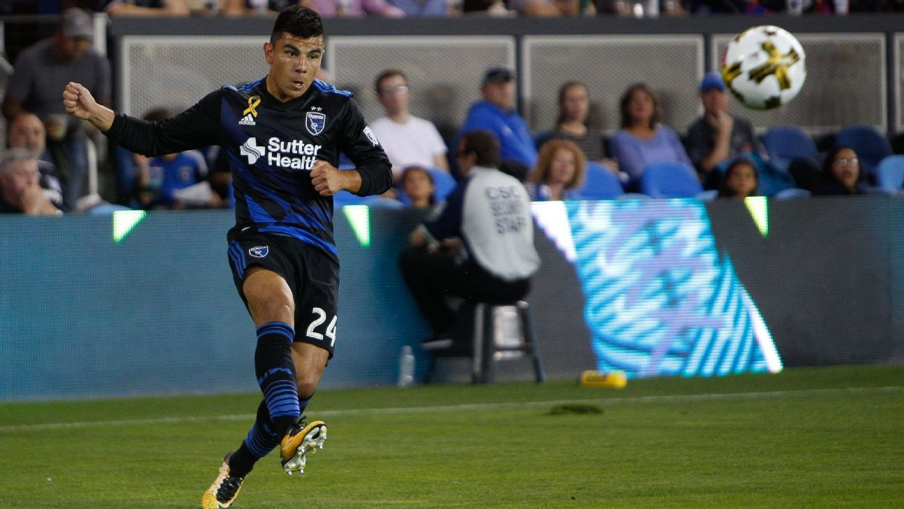 San Jose Earthquakes' Nick Lima joining Hertha Berlin for training stint - source