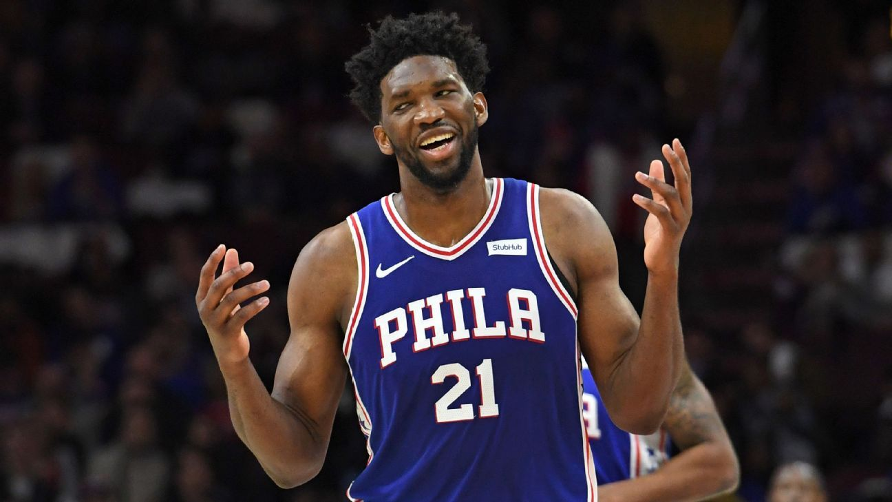 Joel Embiid Says He Would Have Enjoyed The Super Bowl
