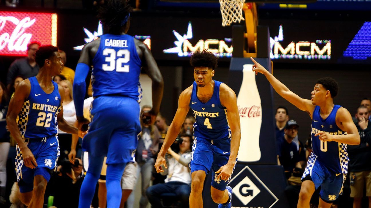 How To Watch Kentucky Basketball At West Virginia Game: Kentucky Shows Signs Of Growth With Comeback Win At West