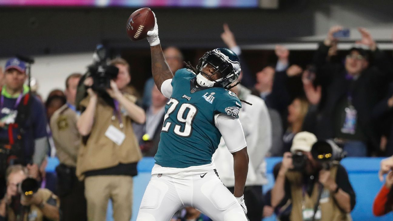 LeGarrette Blount agrees to terms with Detroit Lions (5.49 40) 875a34f77