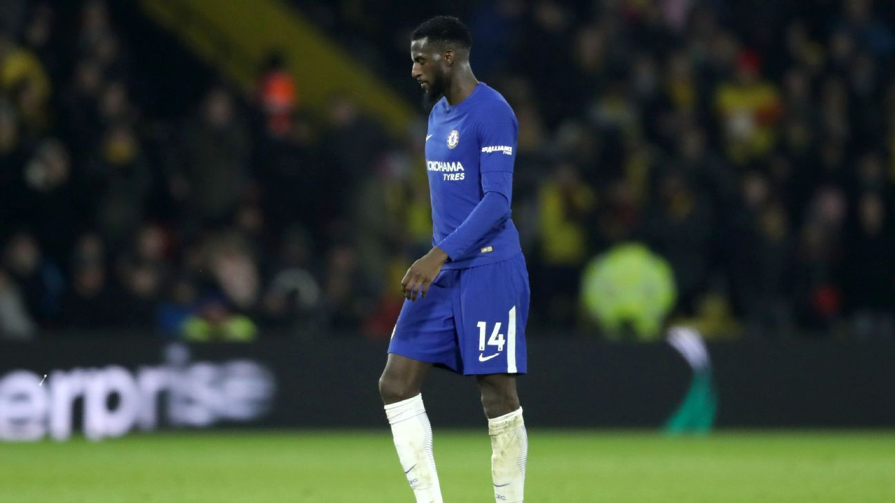 Milan sign Chelsea's Bakayoko on €5m loan