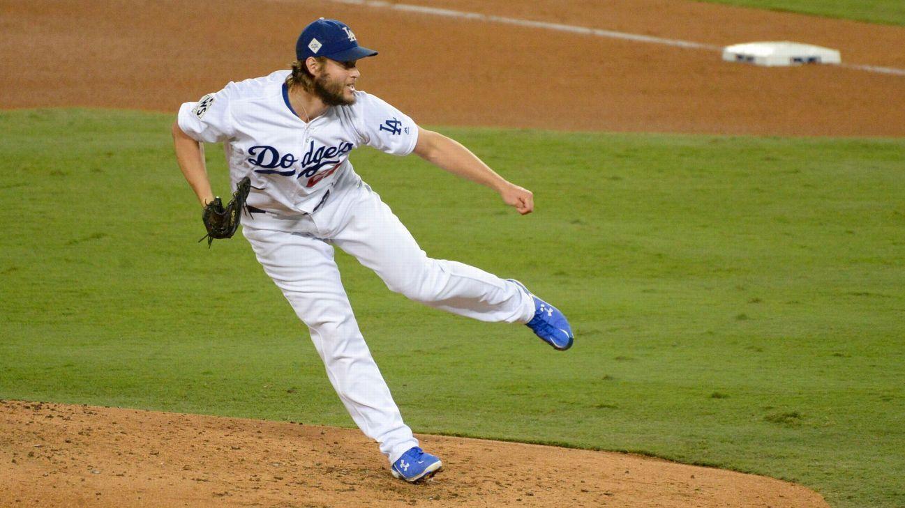 Fantasy baseball -- Is Clayton Kershaw still a first-rounder?