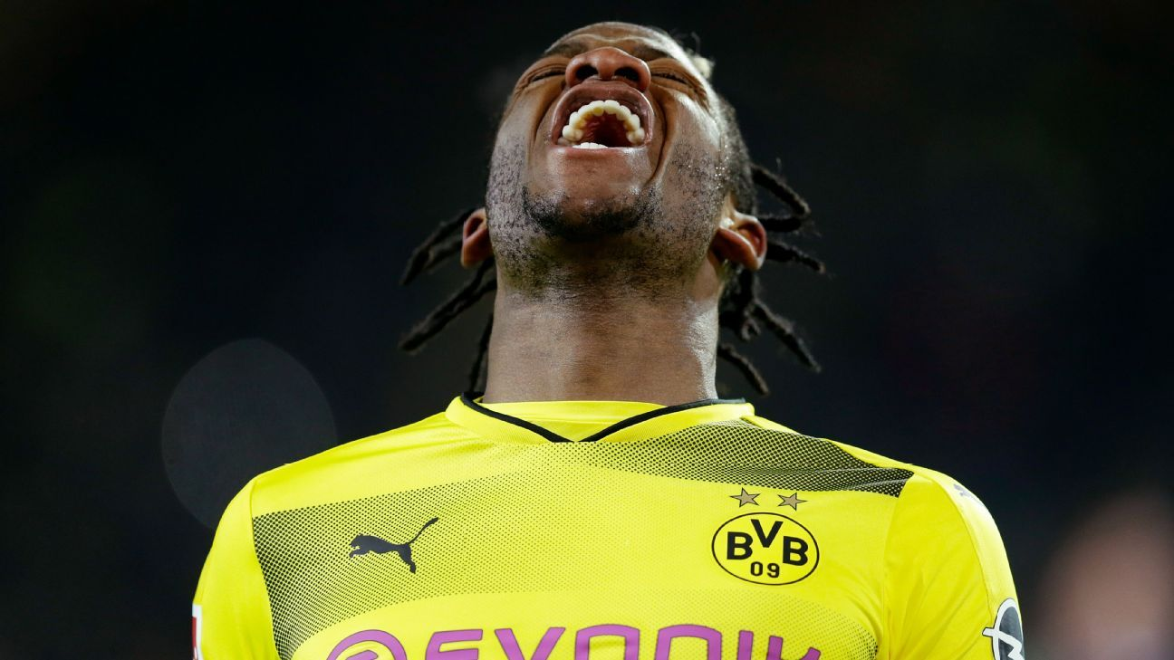 Batshuayi's season over, World Cup doubt