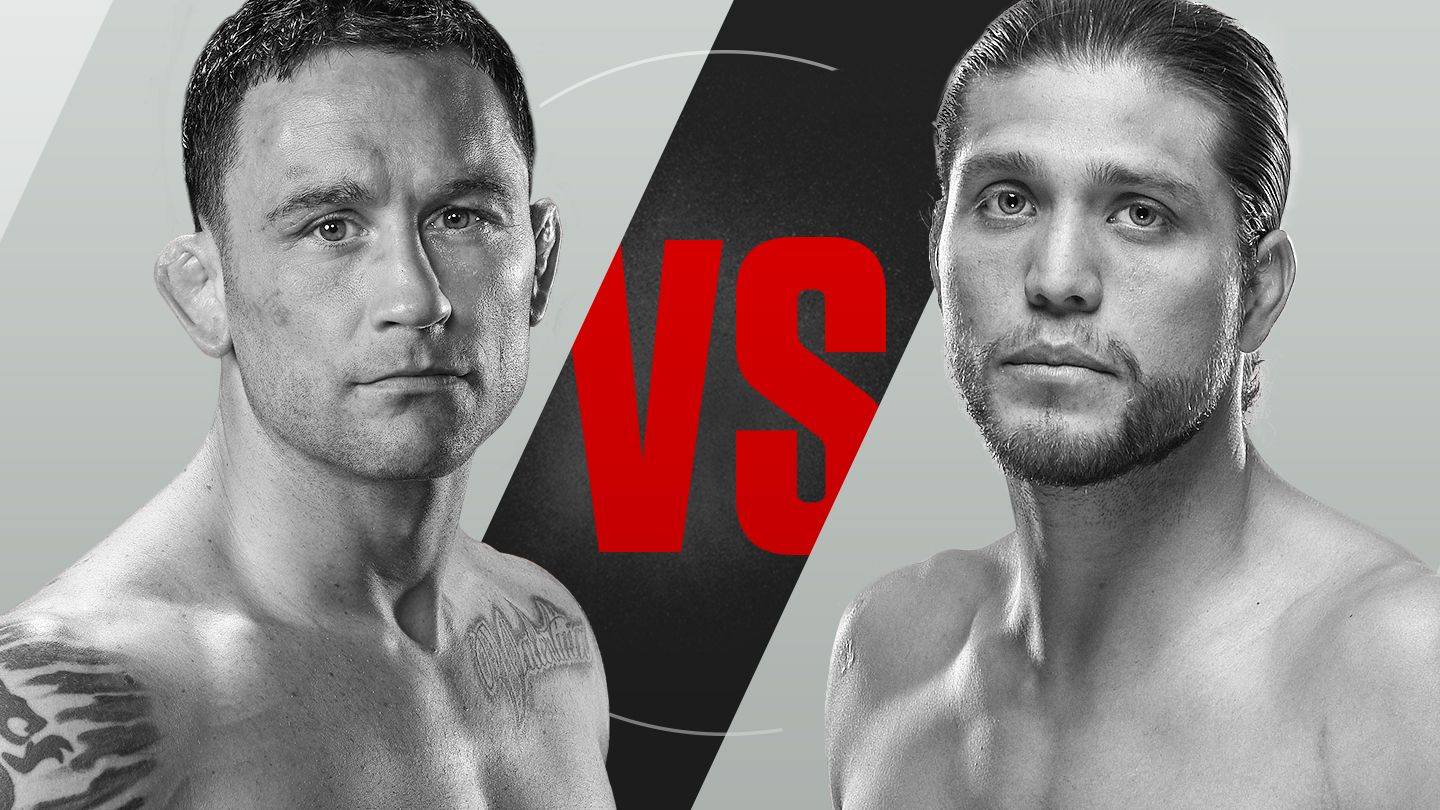 UFC 222 Cheat Sheet -- Frankie Edgar vs. Brian Ortega