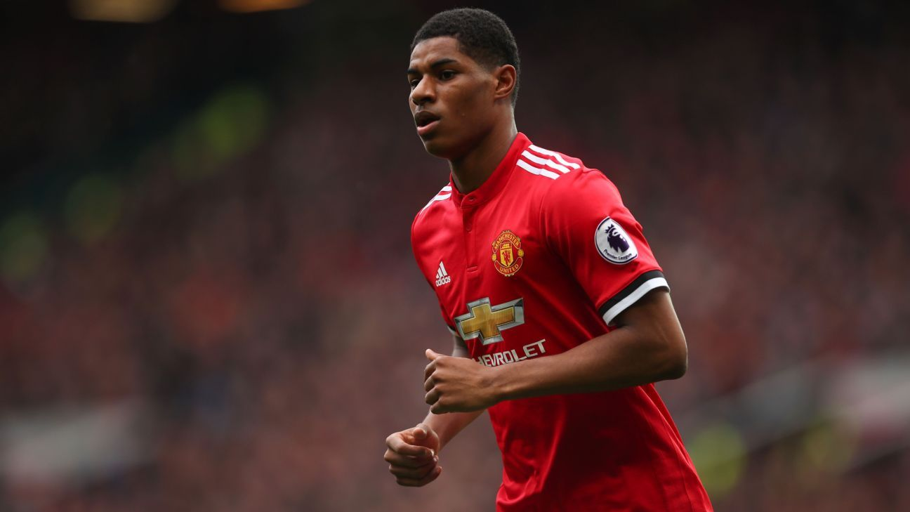 Rashford writes letter year after Manchester attack