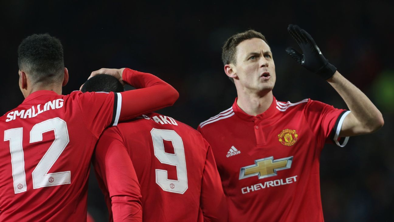 Man Utd need more experience to compete - Matic