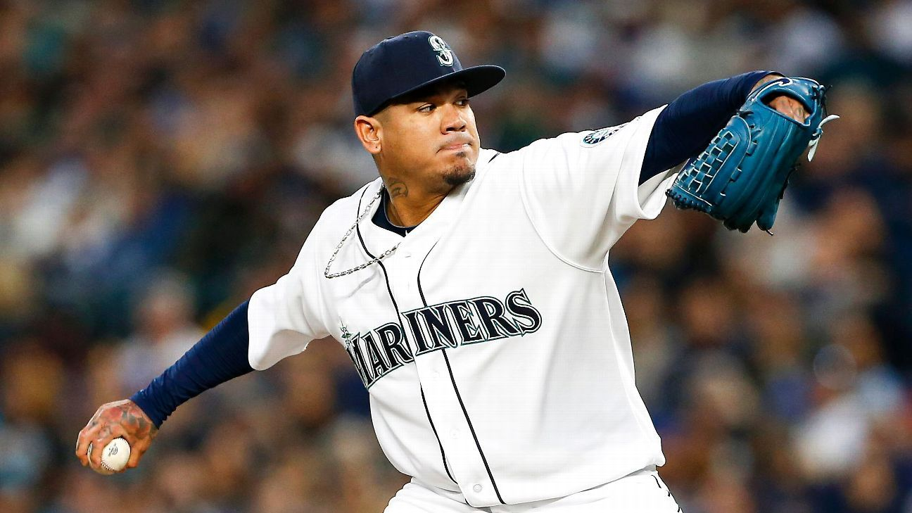 Seattle Mariners put Felix Hernandez on disabled list