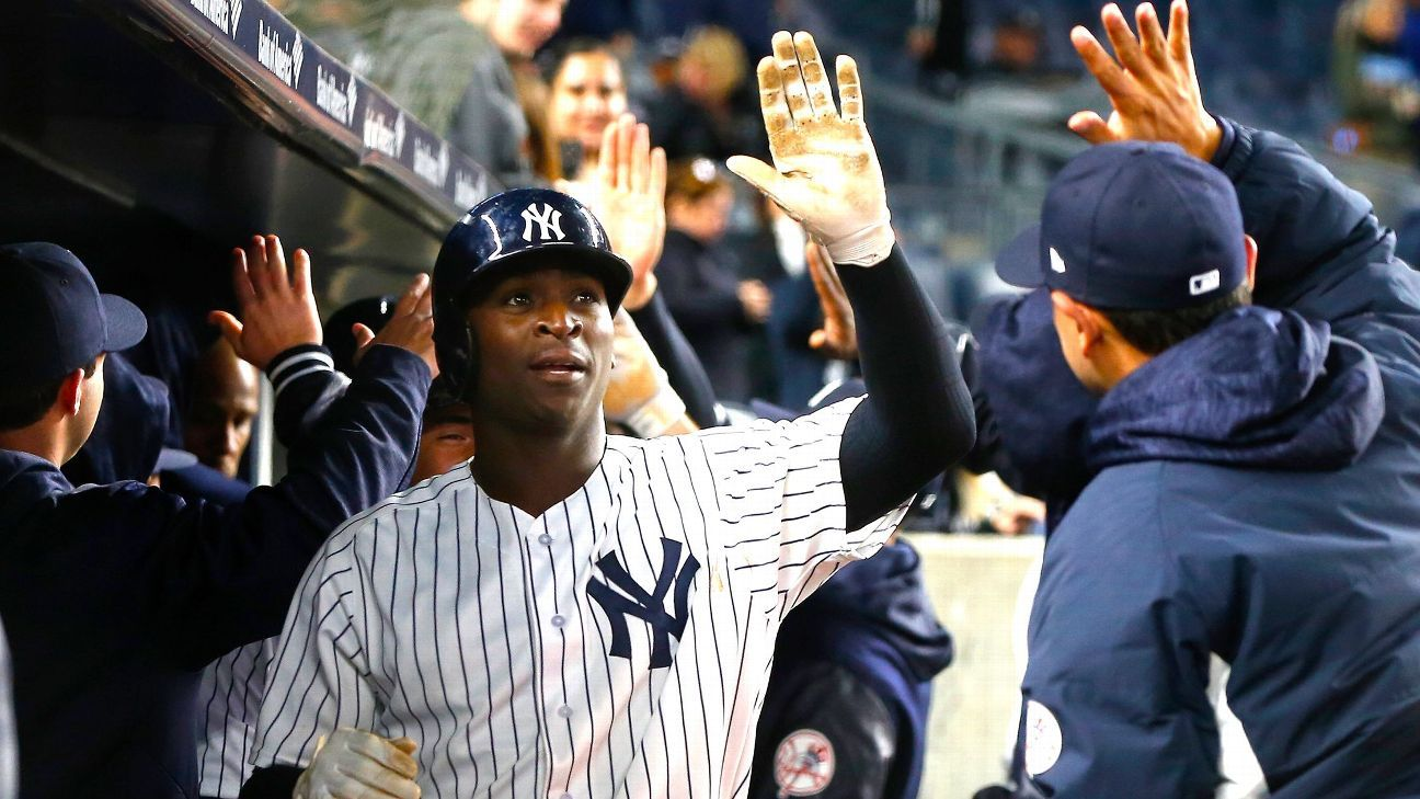 New York Yankees Emoji Master Didi Gregorius Is On Fire Yankees