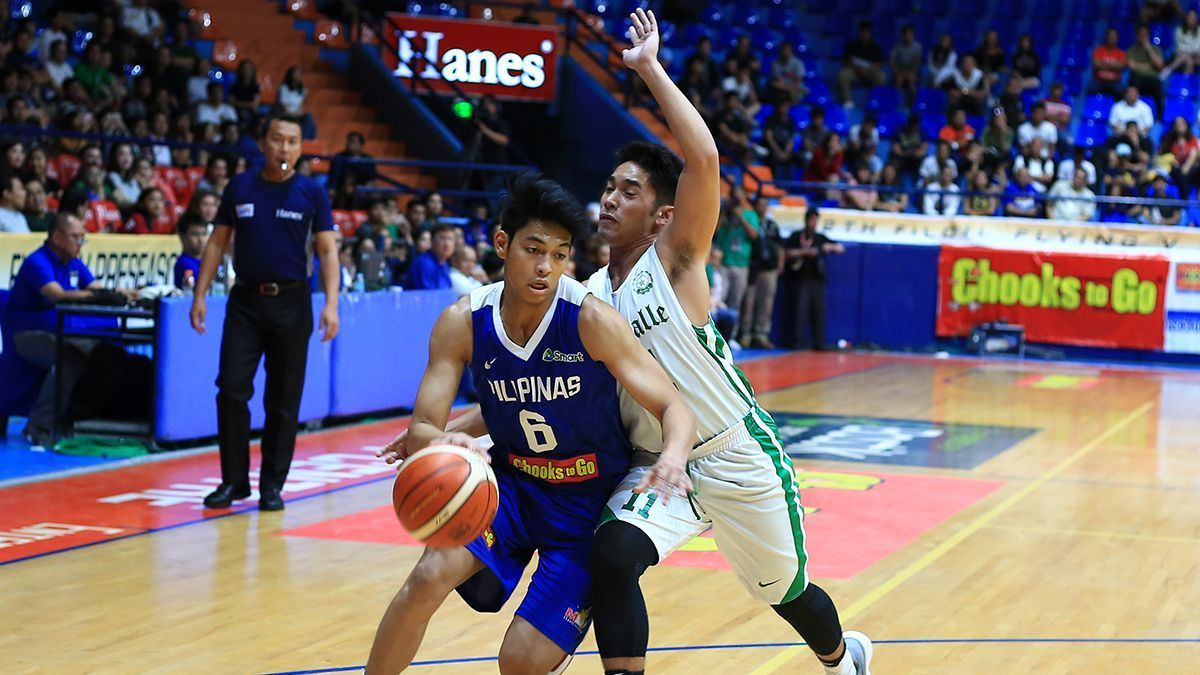 DLSU hands Gilas Cadets second straight loss