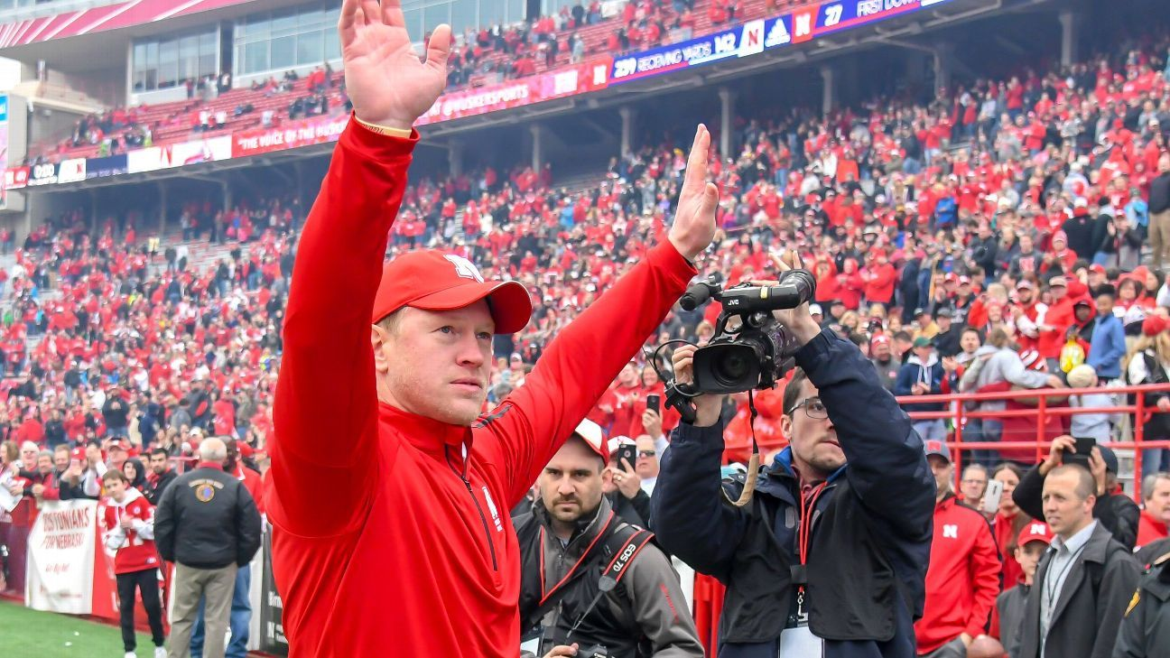 Tom Osborne thinks Nebraska's hiring of Scott Frost saved the school's streak of 361 home sellouts, saying Frost's arrival as coach has