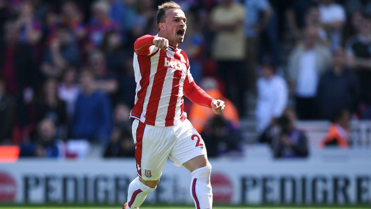 Liverpool target Shaqiri after Fekir - sources