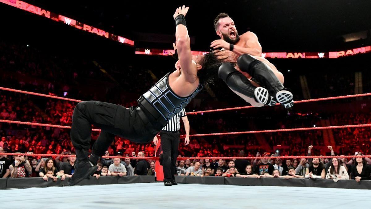 WWE Profile Page - Finn Balor