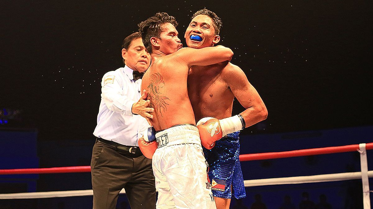 this pinoy boxer doesn't care what you think about him
