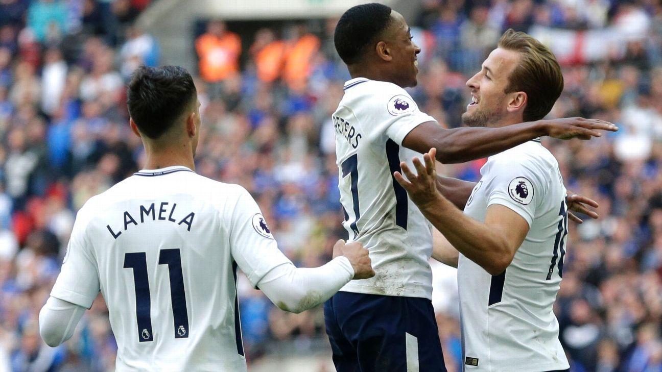 Tottenham Vs Leicester 2018: Tottenham Hotspur Vs. Leicester City