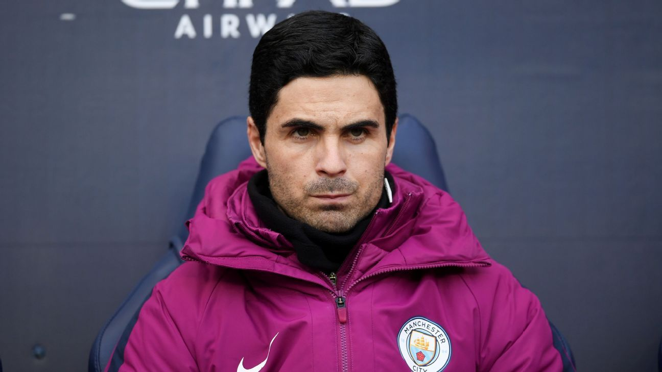 Arteta to Arsenal would be revolutionary if nothing else