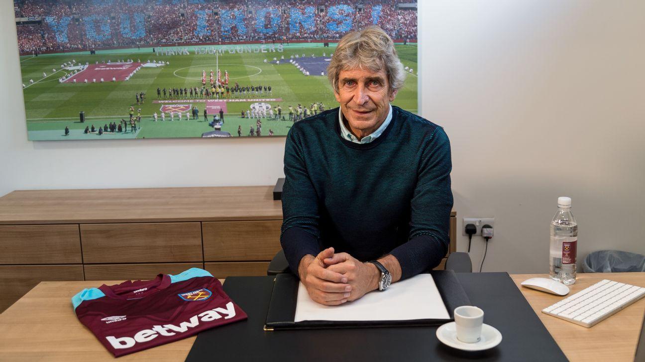 Pellegrini targets West Ham overhaul