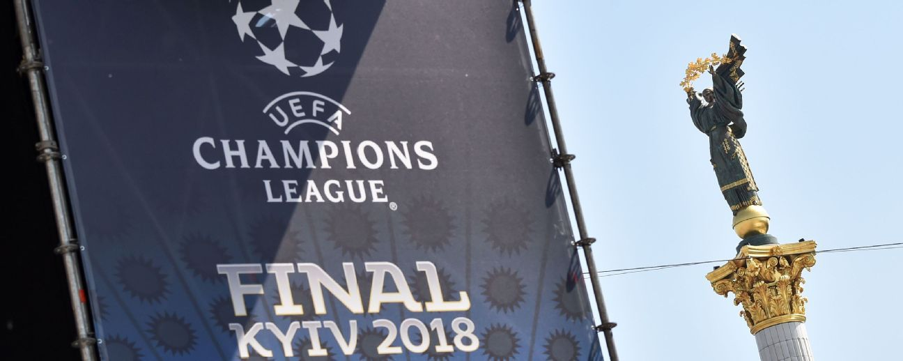 Two Arrested Over Assault Of Liverpool Fans In Kiev Ahead Of UCL Final.