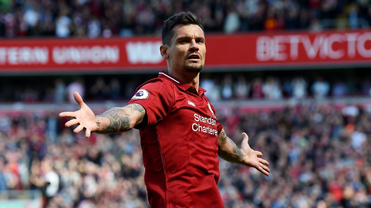 Cocksure Lovren must build on Croatia exploits for Liverpool