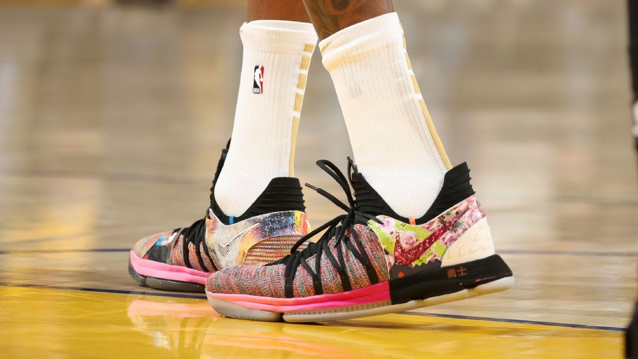 2018 NBA Finals sneakers review - All the kicks stars wore