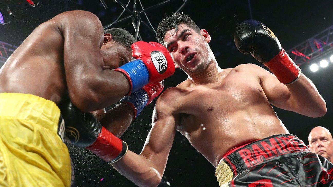 Gilberto 'Zurdo' Ramirez aims for bigger fights in 2019