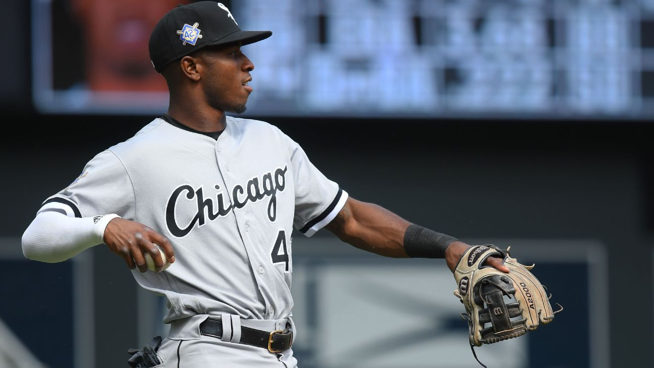Fantasy MLB - Is Tim Anderson or Jose Peraza the better ...