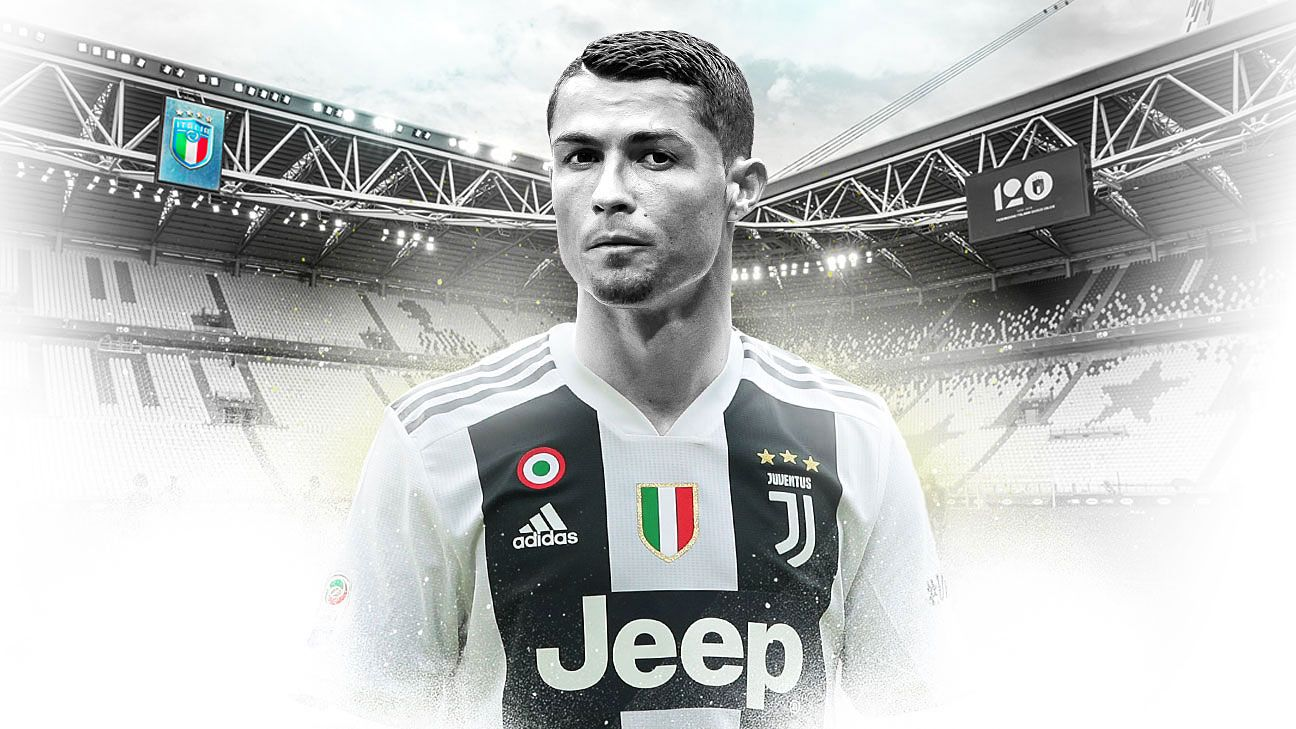 Nascar Racing Games >> The inside story of Cristiano Ronaldo's move from Real Madrid to Juventus