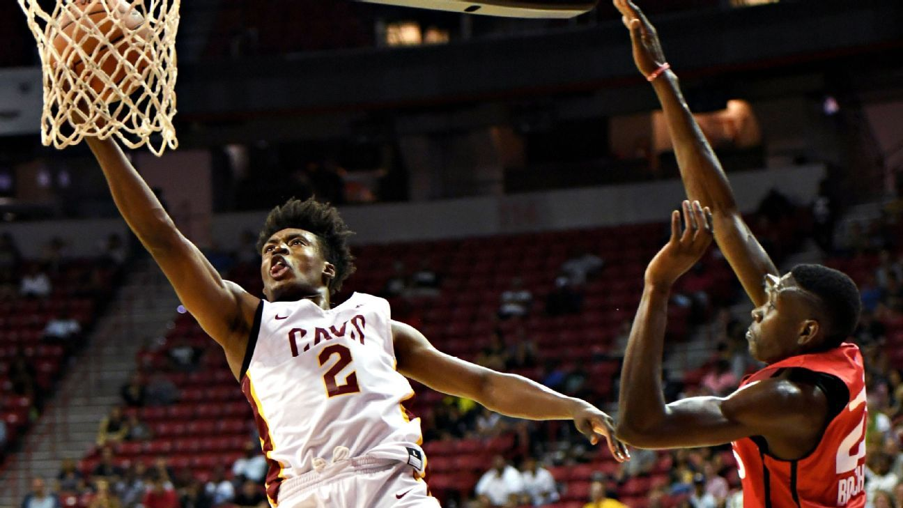 Assessing Cleveland Cavaliers Collin Sexton - NBA